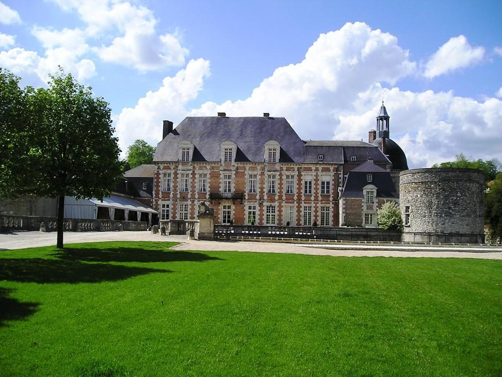 Epernay - Chateau d'Etoges