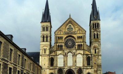 L'abbaye de Saint Rémi à Reims