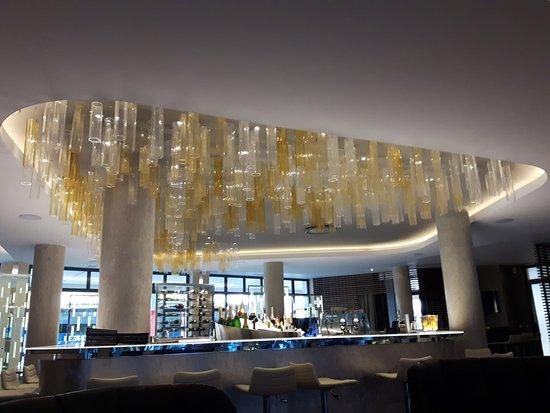 Bar de l'Hôtel de la Paix à Reims