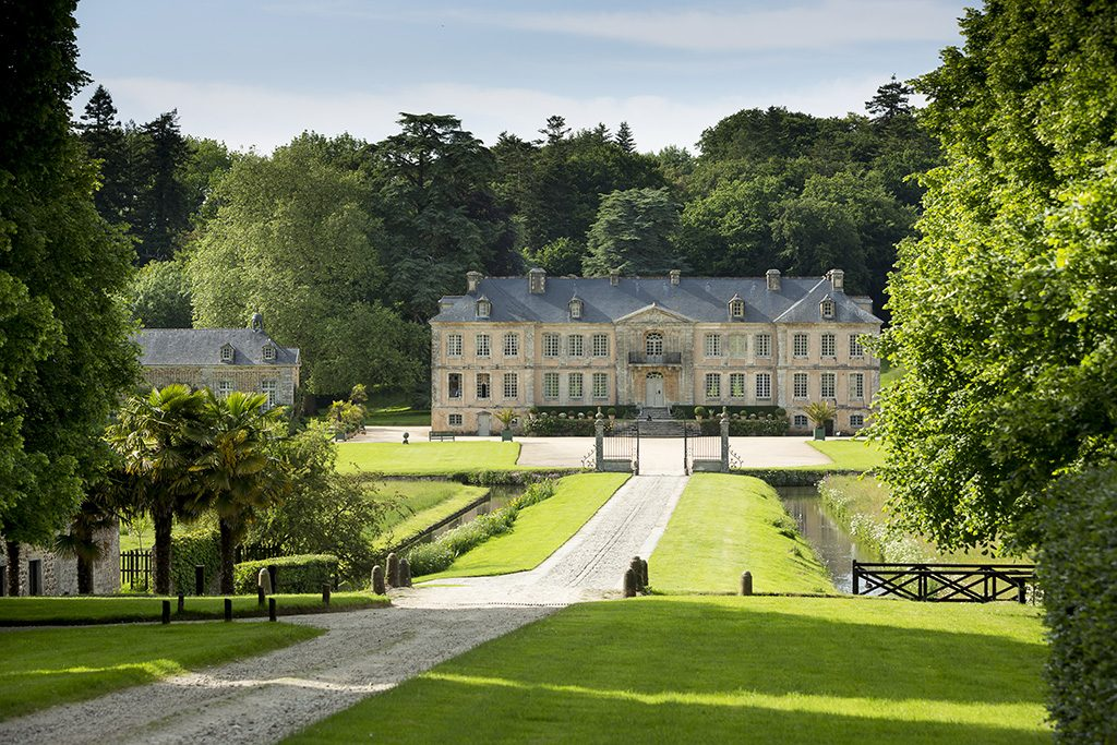 Epernay : Le chateau de Rilly