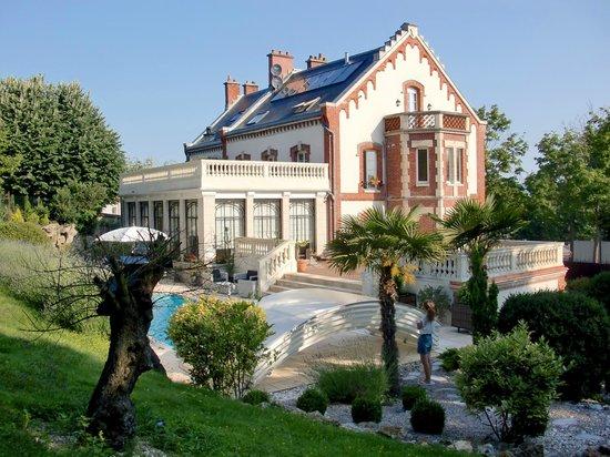 Epernay - Hotel Villa Eugene