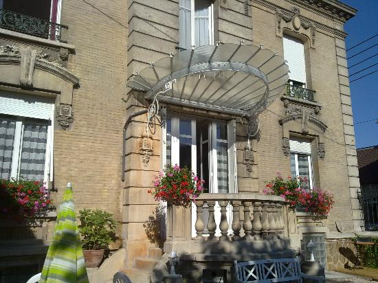 Epernay : Hôtel La Villa Saint Pierre