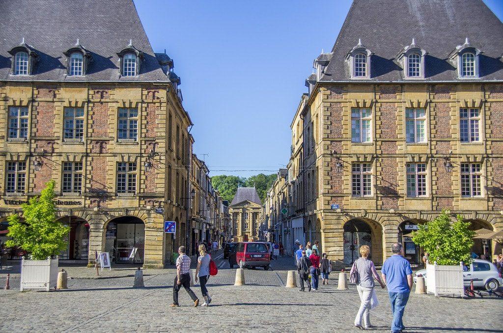 Photo de la Place Ducale, Charleville-Mézières