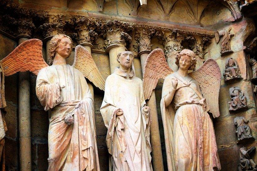 L'histoire tragique et triomphante de la cathédrale de Reims en France 5
