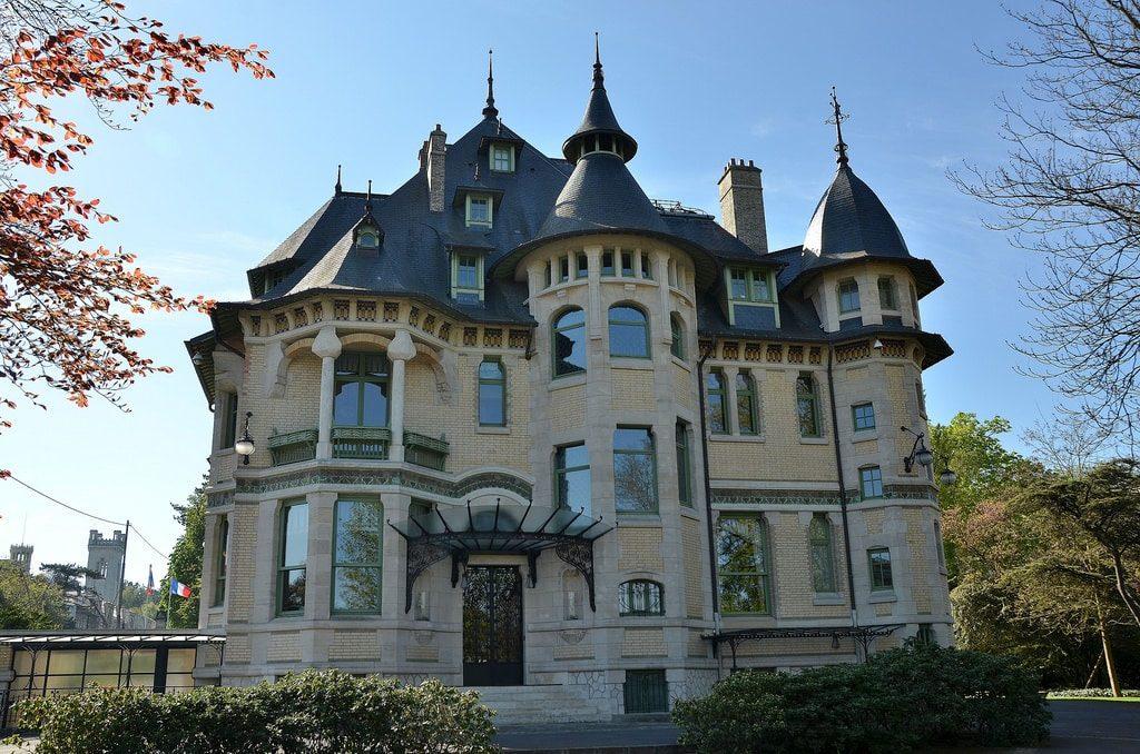 Découverte de la Villa Demoiselle à Reims