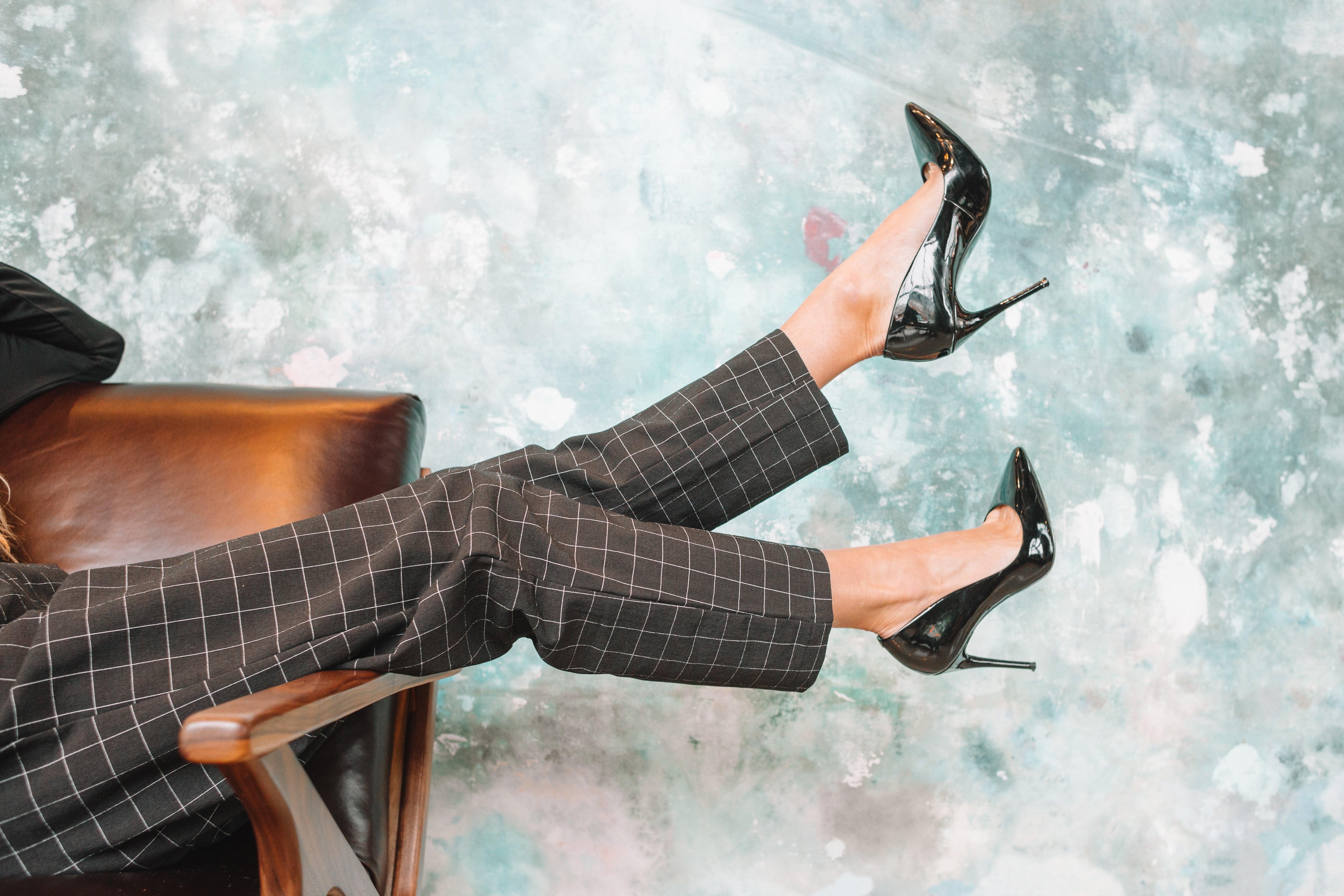 5 conseils pour rendre les talons hauts confortables 1