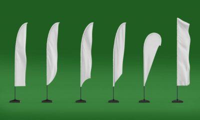 Comment augmenter votre visibilité avec des drapeaux publicitaires ? 1