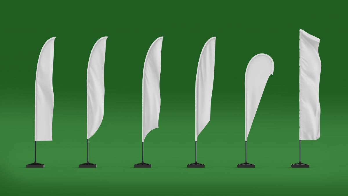 Comment augmenter votre visibilité avec des drapeaux publicitaires ? 3