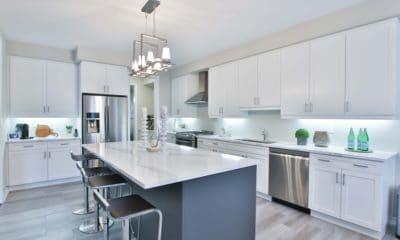 6 idées de décoration élégantes pour la conception de votre cuisine 15