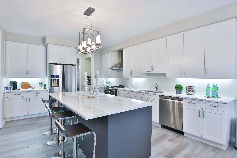 6 idées de décoration élégantes pour la conception de votre cuisine 1