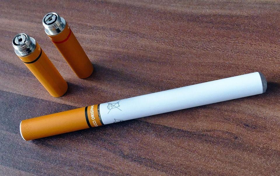 Cigarette électronique comme une vrai cigarette