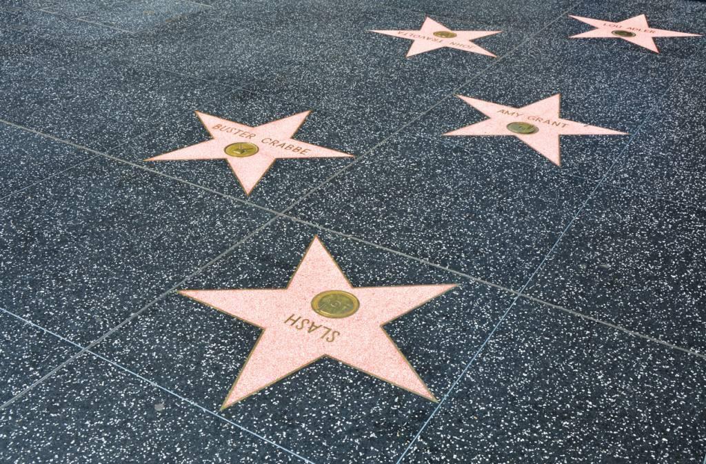 vedettes usa star amérique