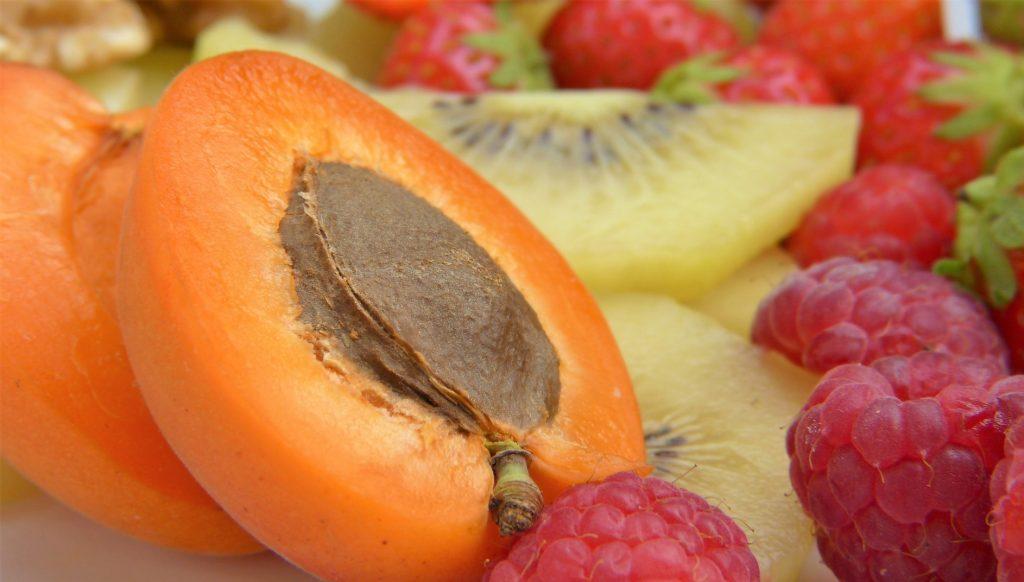 L'abricot, une très bonne source de vitamine B17