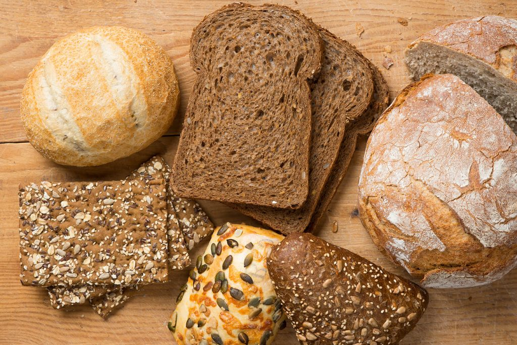 La vitamione B dans le pain et les céréales