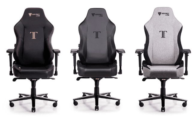 La meilleure chaise gaming de 2020 : Secret labs TITAN 2020