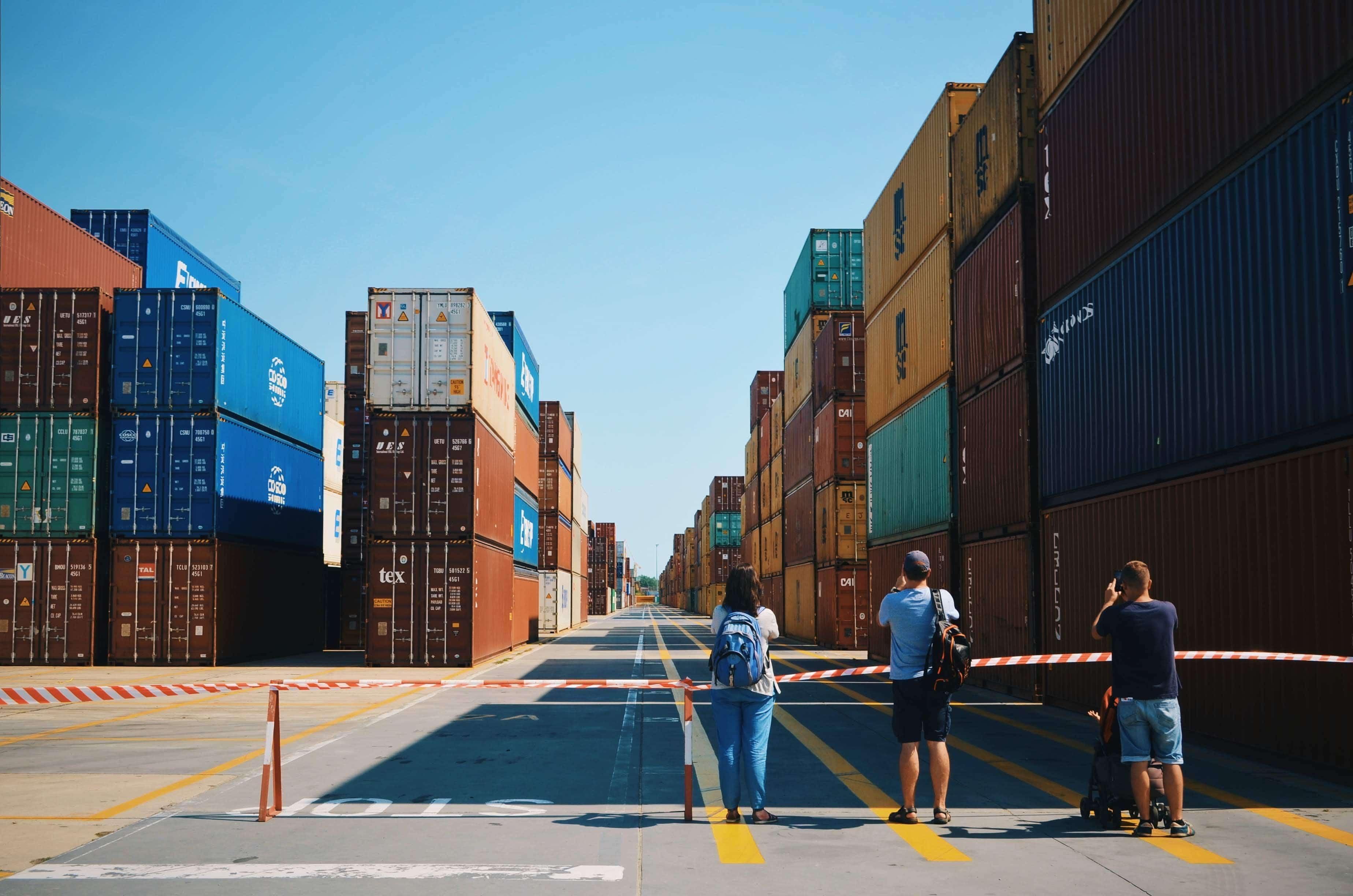 Pourquoi utiliser les services de location de conteneur? 1
