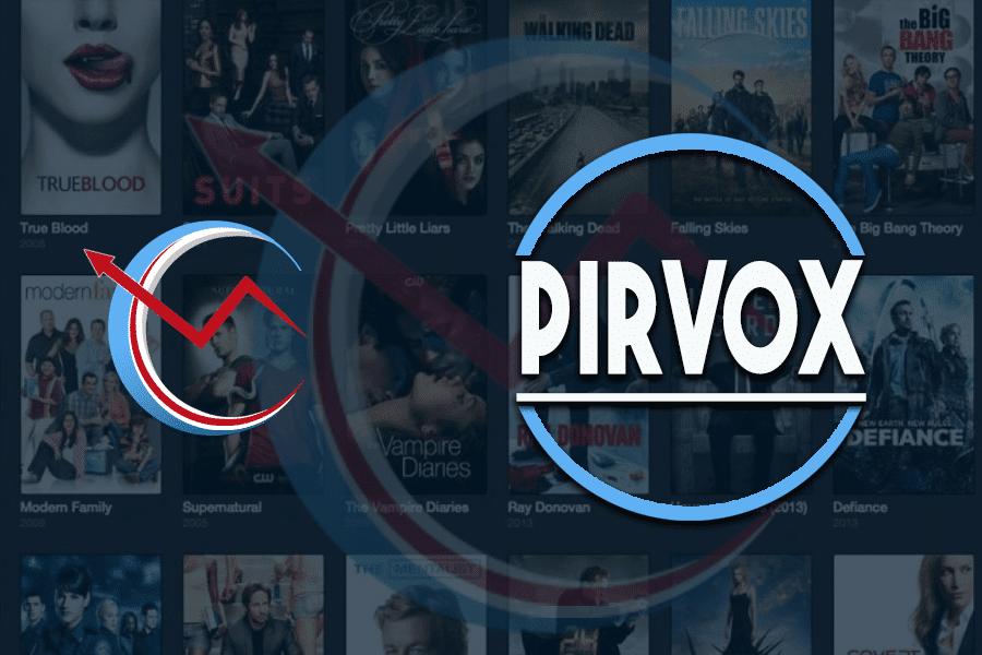 Pirvox : un des meilleurs site de streaming en 2020 1