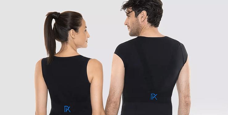 Le t-shirt Percko pour en finir avec les problèmes de posture 1