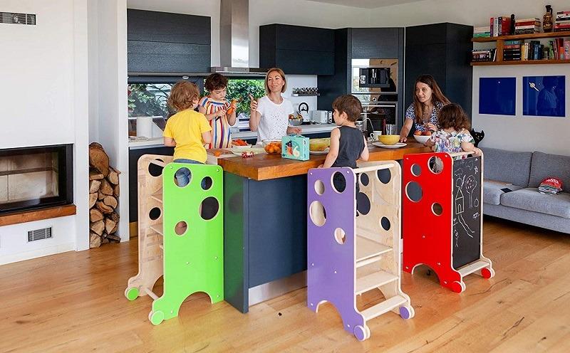 Qu'est ce qu'une tour d'observation Montessori ? 1