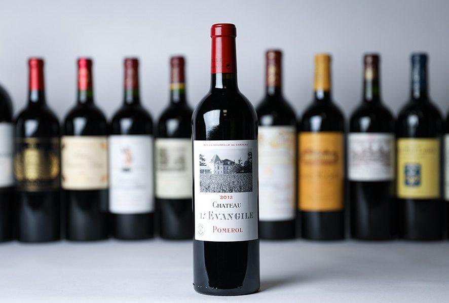 Les top5 des meilleurs vin de bordeaux 2