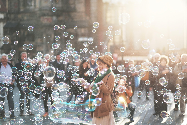 Où trouver une machine à bulle ? 1