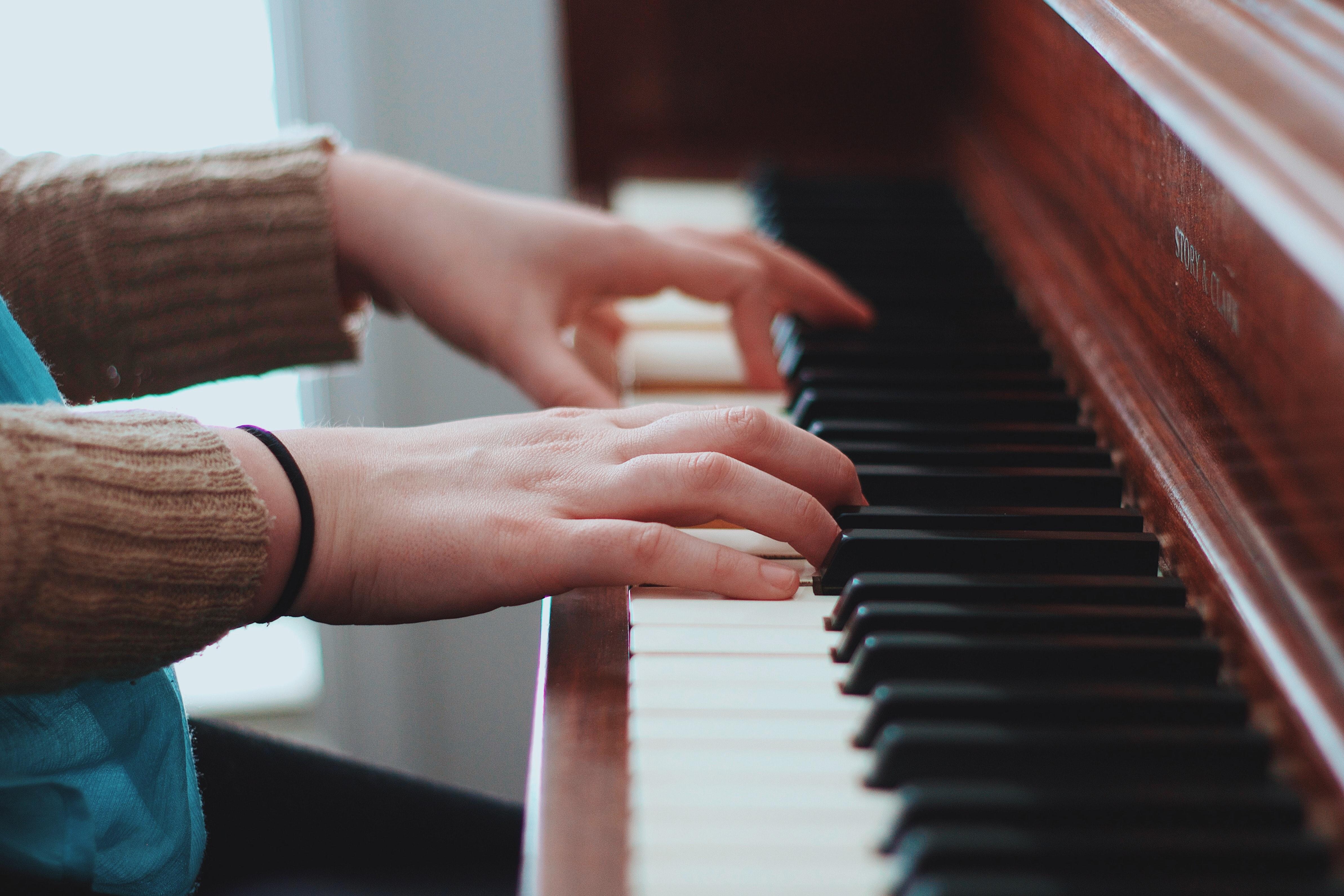 Comment apprendre le piano en ligne avec flowkey? 1