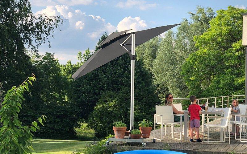 Comment bien choisir votre parasol de jardin? 3