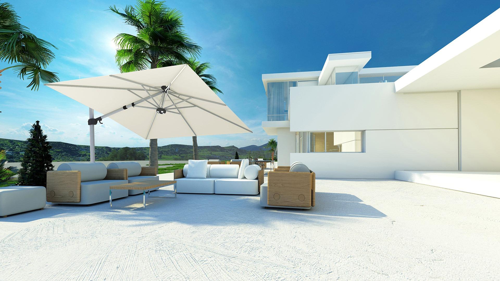 Comment bien choisir votre parasol de jardin? 1