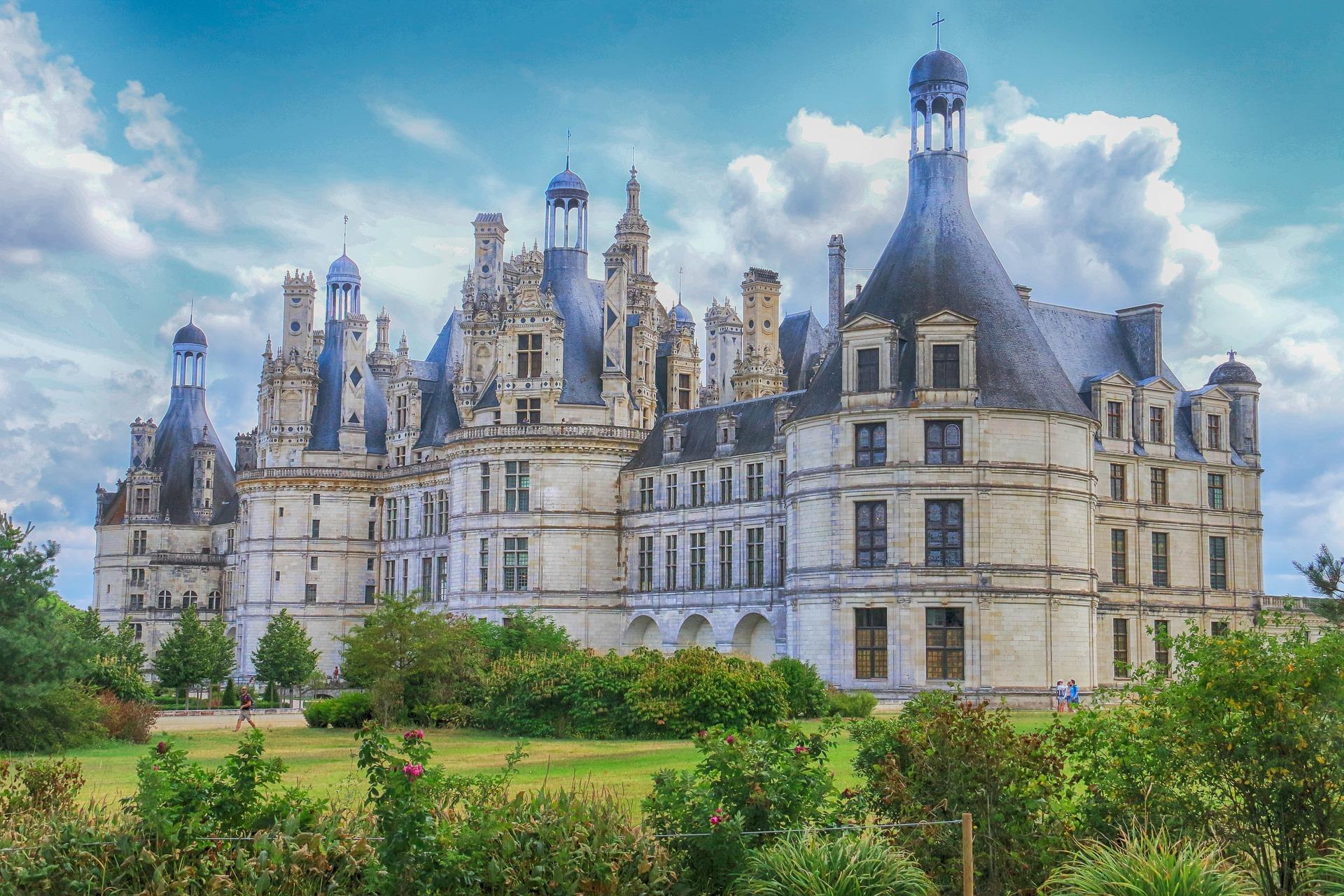 Les plus beaux châteaux de La Loire 1