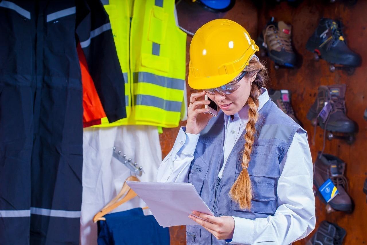 Professionnels : comment utiliser vos équipements de protection individuelle (EPI)? 1