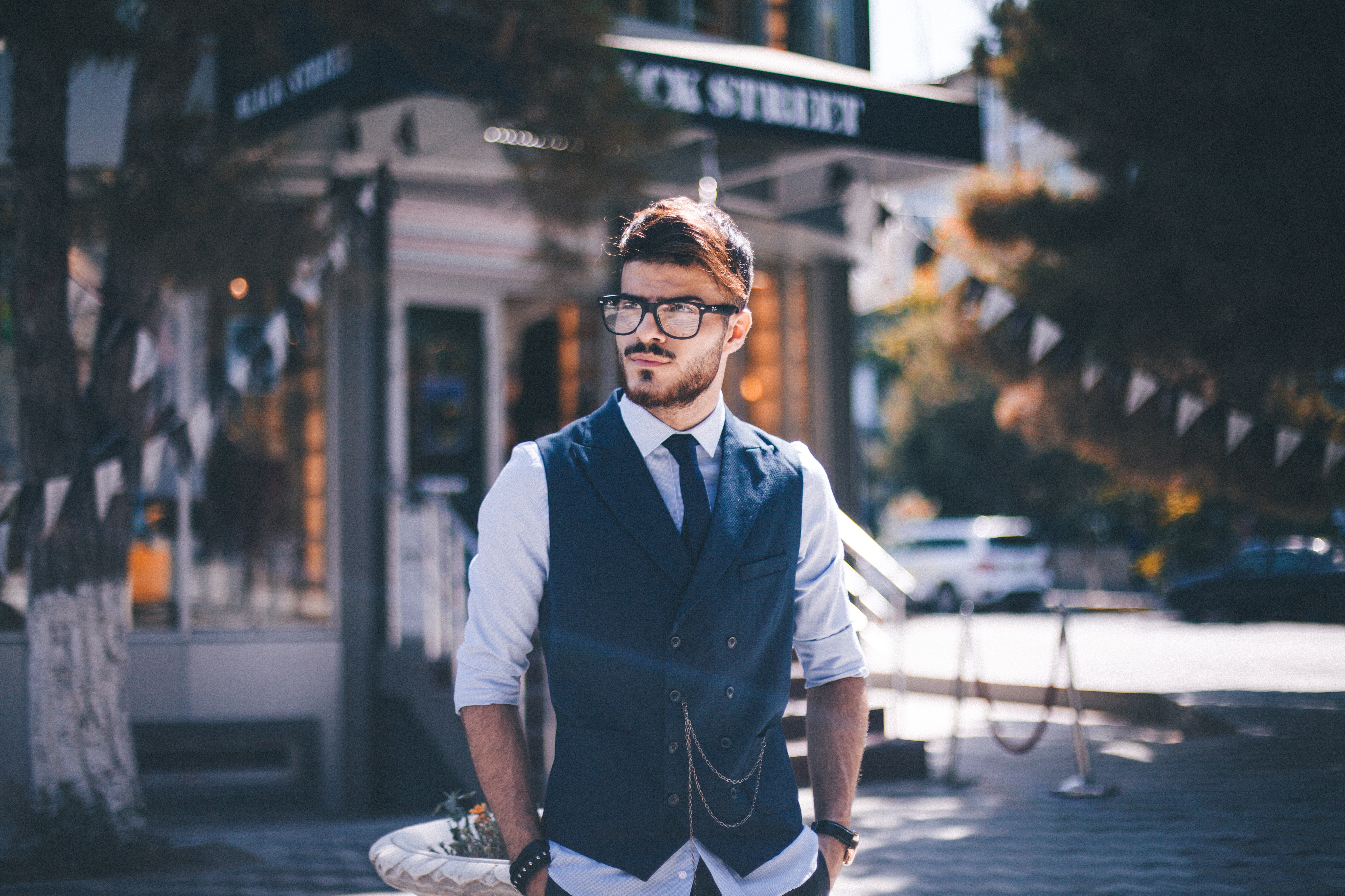Comment bien s'habiller quand on est grand ? 1