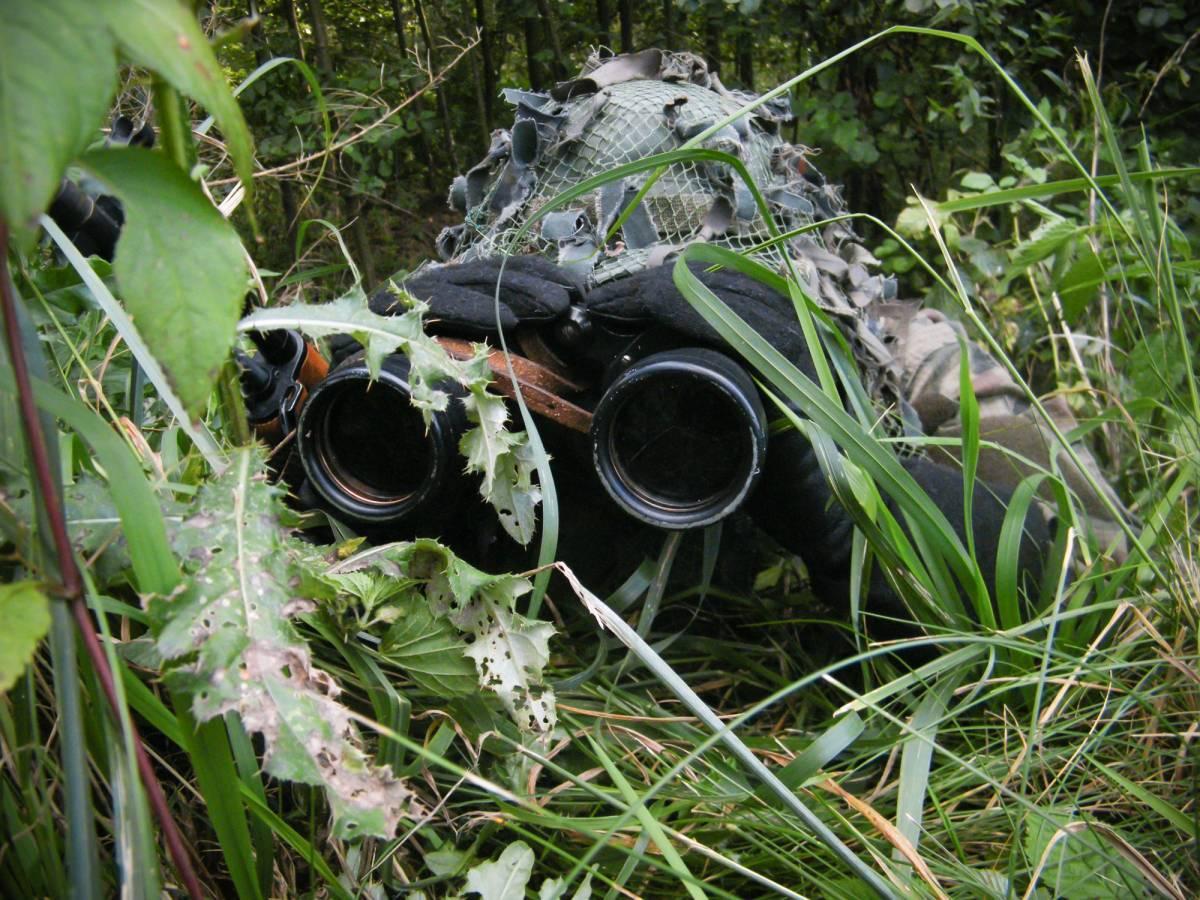Filet de camouflage : quand s'en servir ? 1