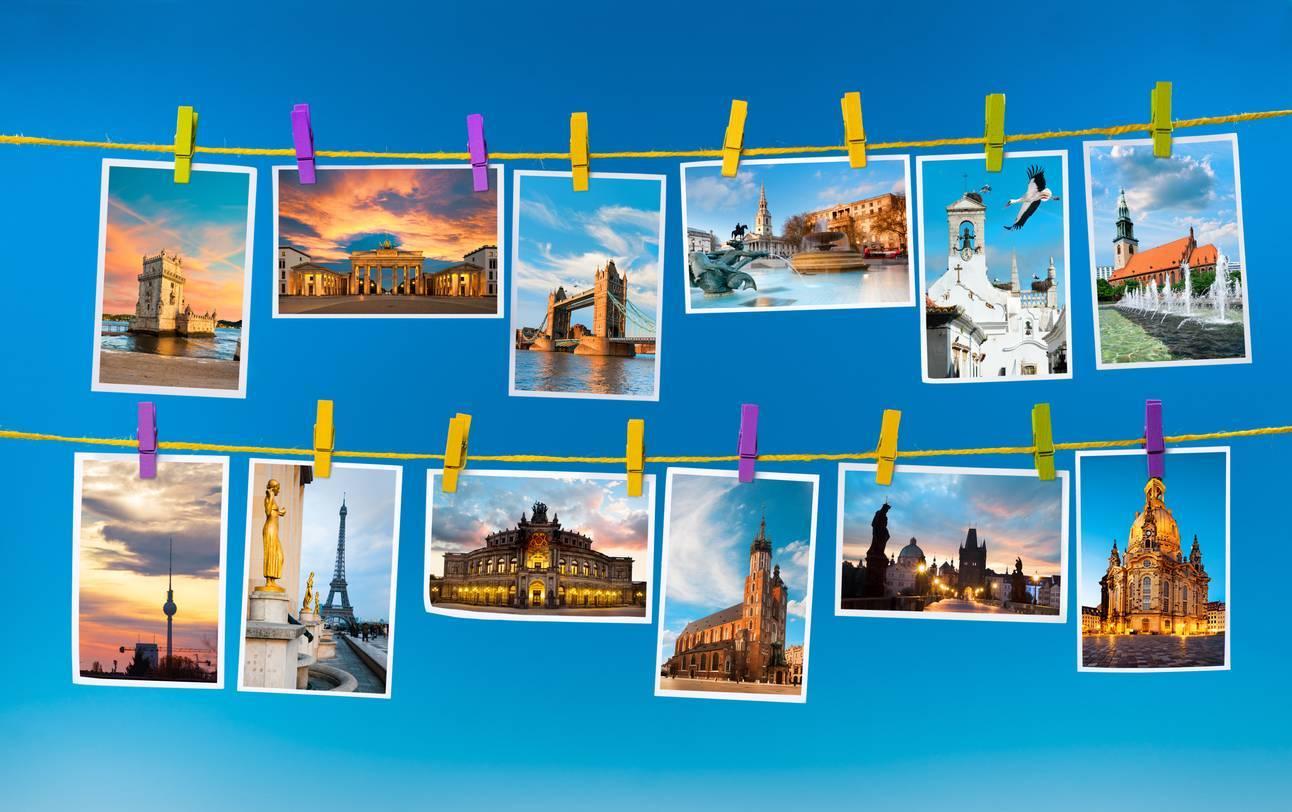 carte postale personnalisée