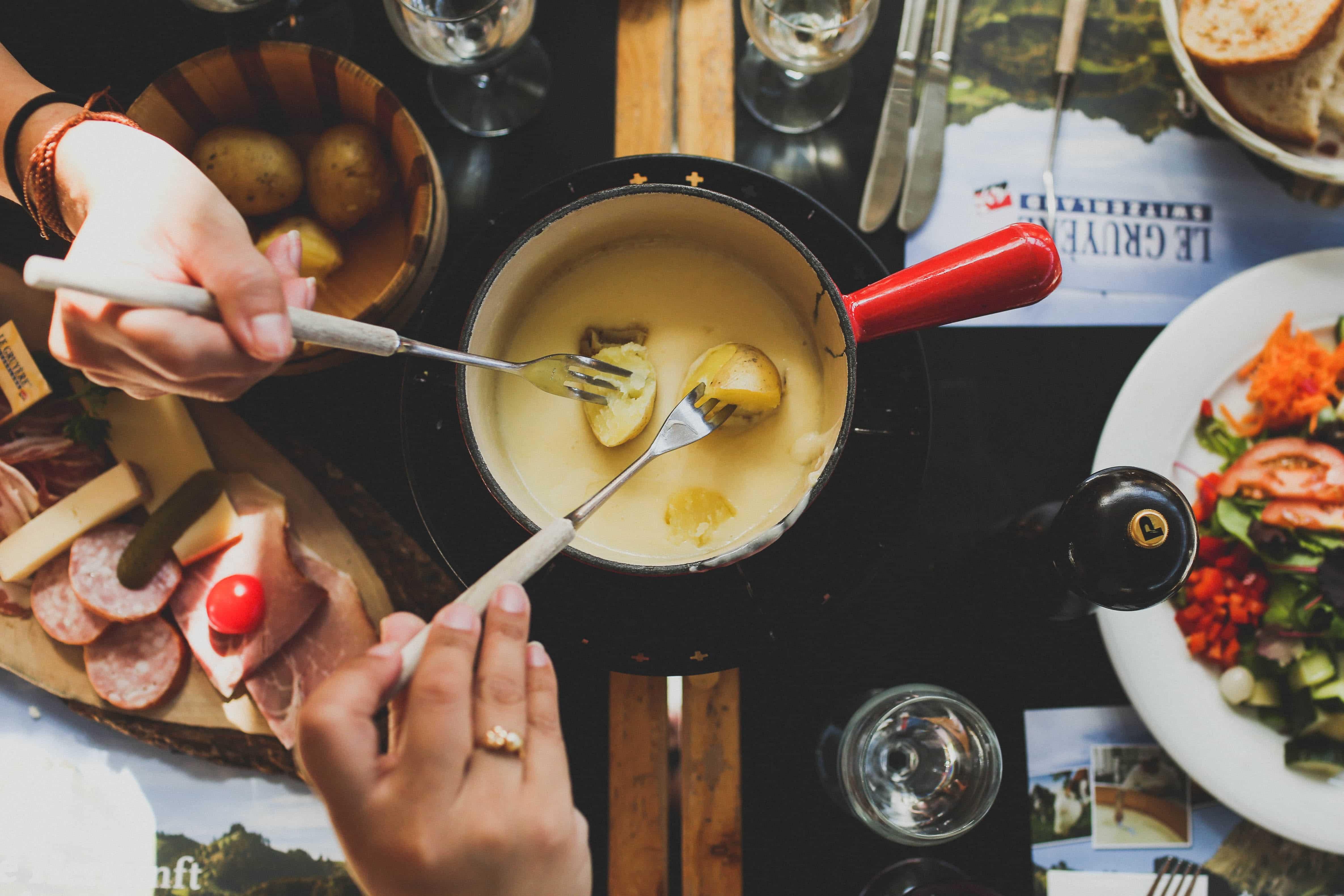 Quelques conseils pour ne pas rater la fondue savoyarde 1