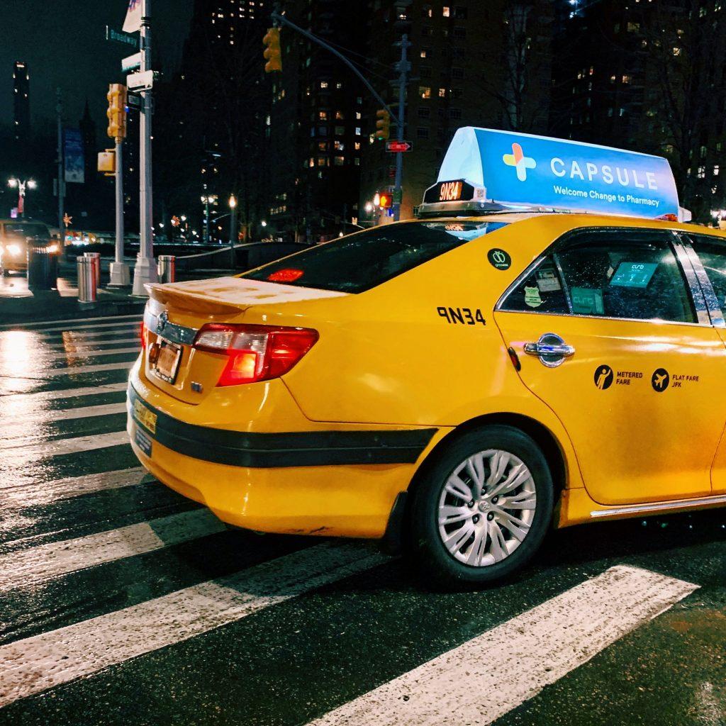 Les taxis conventionnés CPAM 2