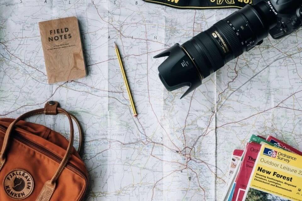 L'équipement idéal pour voyager : conseils et liste d'accessoires pour bien préparer son sac 1