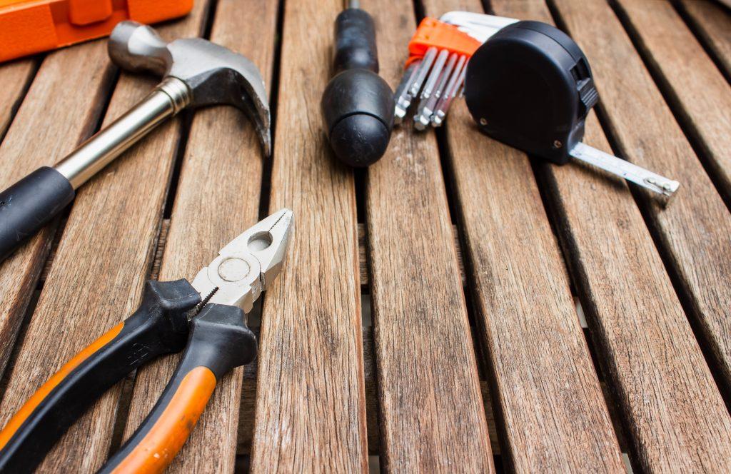 Les outils indispensables pour vos travaux de bricolage 2