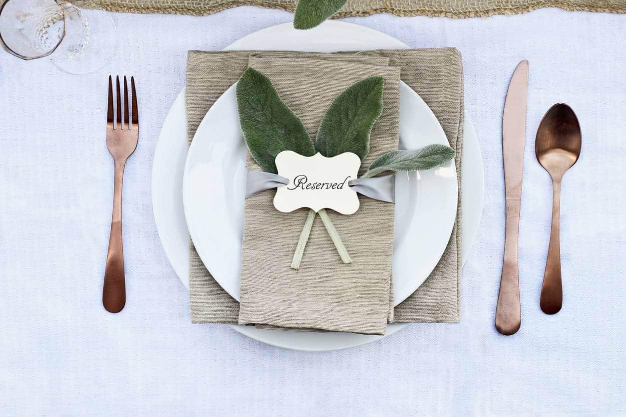 articles de décoration de mariage